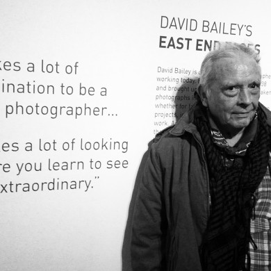 Meeting David Bailey