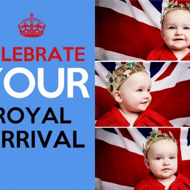 Royal Arrival